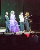 Manuela's unforgettable evening at the Children For Peace Concert