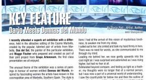 Key Feature - Dario Meets Donnas del Mundo