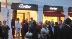 Cartier & ENGEL & V�LKERS  Party in Puerto Banus