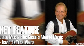 Dario Meets The Costa's Man of Music - David Jeffers Mairs