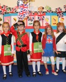 BSM celebrates United Nations Day in fancy dress