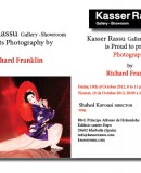 Kasser Rassu Gallery-Showroom Presents Photography by Richard Franklin