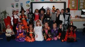 Spooky School Celebrations