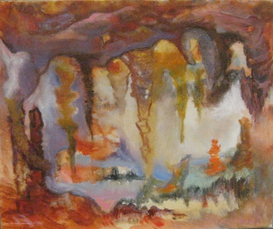 Auli, Spanish caves serie