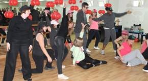 Comic Relief Show Raises 750 Euros at BSM
