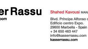 The Art of Fashion at the Kasser Rassu Gallery