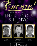Encore! Tenors first performances