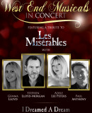 West End Musicals in Concert – first shows completely sold out – book for next performances in April & May