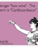 Box Or Bottle?