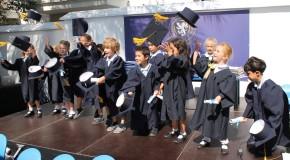 Graduation at BSM Today