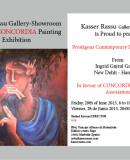 Kasser Rassau Gallery Presents Prestigious Contemporary Indian Paintings