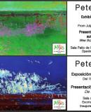 Peter Stanway Exhibition In Mijas