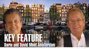 Dario and David Meet Amsterdam