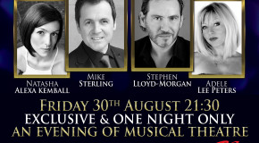 Special Event - Music Of The Night � The Return Of The Phantom - Tikitano � Friday 30th August - Exclusive & One Night Only