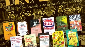 You are invited to - �THE BEST OF BROADWAY' - celebrating �THE GOLDEN AGE OF BROADWAY� LIVE AT TIKITANO