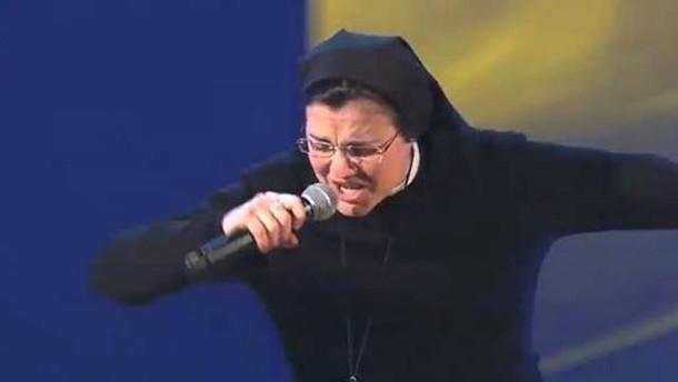 Sister Cristina Scuccia 2