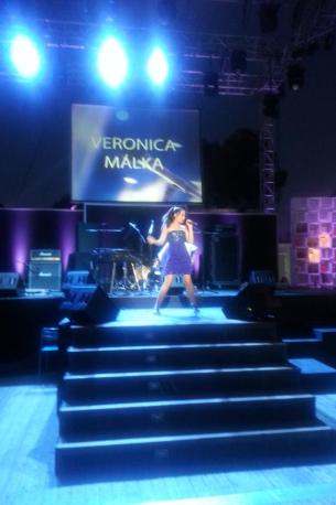 Veronica Malka at the Starlite Gala
