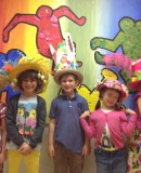Easter Bonnet Parade at BSM