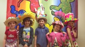 Easter Bonnet Parade at BSM