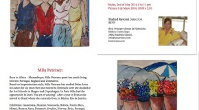 The Kasser Rassu Gallery - Showroom Presents Milú Petersen