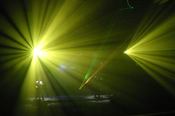 Pink Floyd Lasers