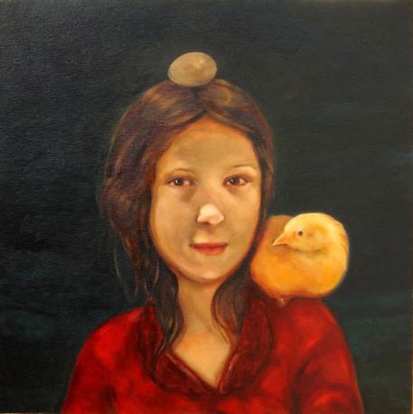 Angela Mccaffrey -3, Chick