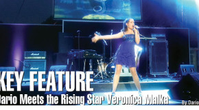 Key Feature - Dario Meets the Rising Star Veronica Malka