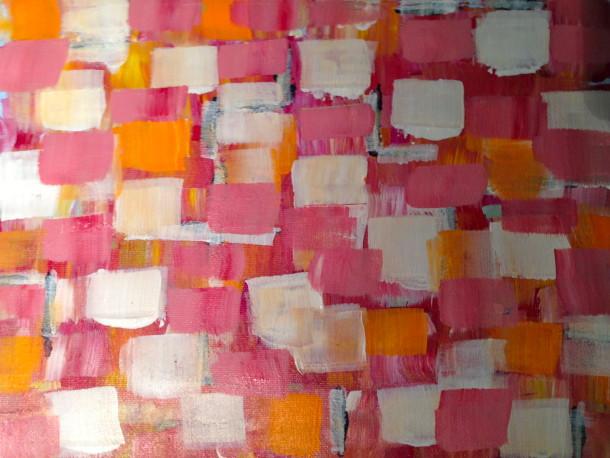 Iris Low - 1, Culemborg 12 x 9 __acrylic on canvas paper