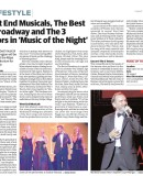 MUSIC OF THE NIGHT �  MIJAS AUDITORIUM � 28 AUGUST 2014 � PRESS PREVIEWS