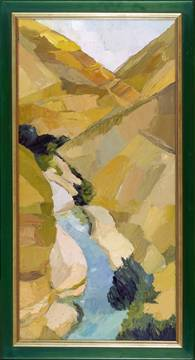 Hedy Maimann - Ein Gedi, water of Life,