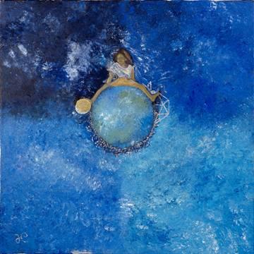 Hedy Maimann -The Cosmic Joke, the point is Love,
