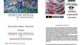 Spirit of Zistan by Amanda Hufnagl
