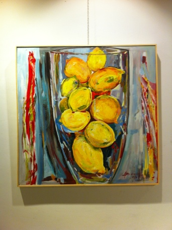 Angela Brisnovali - 1, lemons_red_exhibit