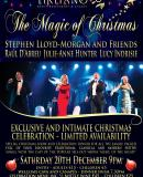 ´The Magic of Christmas´ at Tikitano – Saturday 20th December – Stephen Lloyd-Morgan & Friends