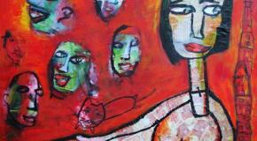 World Fine Art Professionals and their Key-Pieces, 26 � Marion Bloem