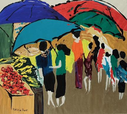 Valerie Kent -  The Mercado