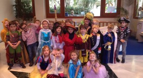 Read all about it � colourful characters at BSM�s Book Week!