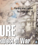 Key Feature - Dario Meets the Subject of War