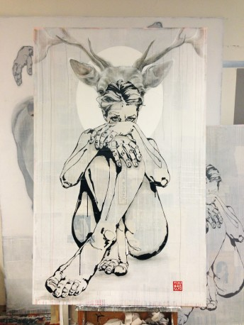 maayke - 2, Deer