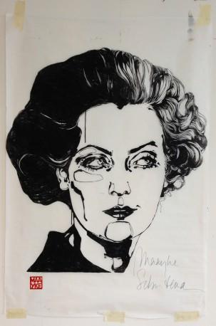Maayke - 9, Greta Garbo
