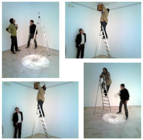 Scultpure and Installations - Ernst Kraft  (63) MOPAM Malaga