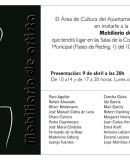 """""""Mobiliario de artista"""" / MUPAM -Málaga"""