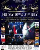 Coming soon 10th & 31st July - Music of the Night Marbella - Return of the sell-out show
