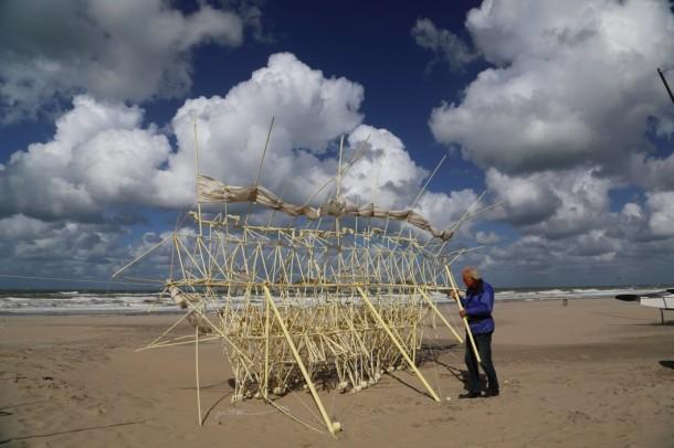 Strandbeest - 5, foto Ed Jansen