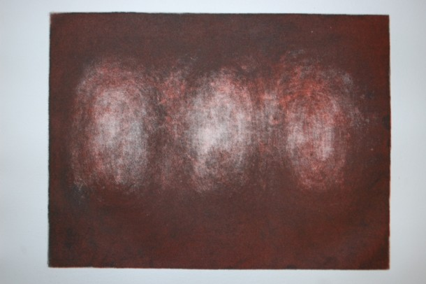 Alina Smocov - 8, 3 lights aquatint 2013
