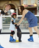Happy Days Opens San Pedro de Alcantara�s first Ecological Dry Ice Rink