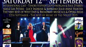 SEASON FINALE - Music of the Night - Música de la Noche � Marbella 2015 - 12th September