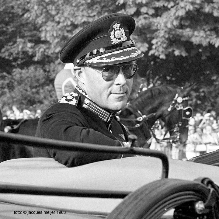Jacques Meijer - 5, 1963 Prinsjesdag-Koninklijke rijtoer