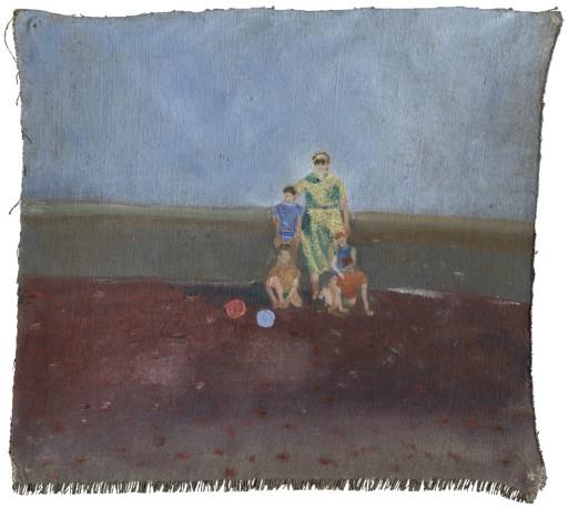 Marie Zolamian - 4, quai, 2008