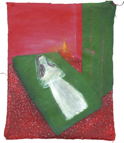 Marie Zolamian - 8, litVerteLivre, 2010
